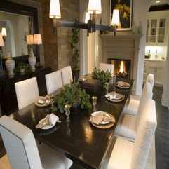 Chic Dining Room Ideas - Karbonix