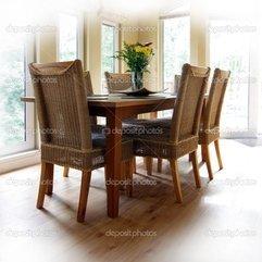 Chic Dining Room Inspiration - Karbonix
