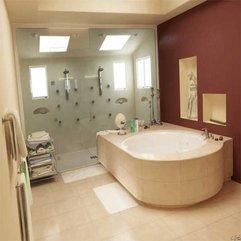 Chic Fantastic Contemporary Bathroom Daily Interior Design - Karbonix
