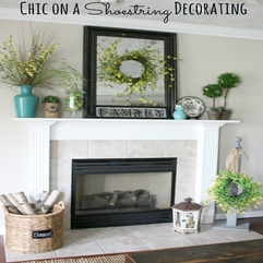 Chic On A Shoestring Decorating July 2013 - Karbonix