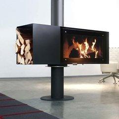 Chic Ultramodern Fireplace Designs Resourcedir - Karbonix