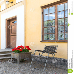 Classic Scandinavian Architecture Royalty Free Stock Image Image - Karbonix