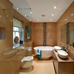 Classically Luxury Small Bathrooms - Karbonix