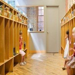 Coat Cubby Storage For Children Large Design - Karbonix