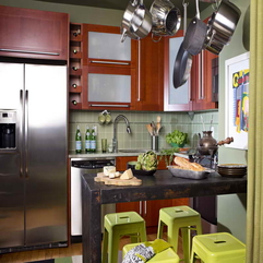 Color Trends With Green Chairs Kitchen Paint - Karbonix