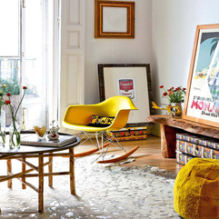 Colorful Apartment Deisgn Ideas Interior Design Architecture - Karbonix