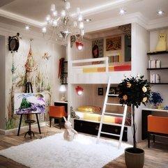 Colorful Kids Rooms Shared Kids Room Interior Design Ideas - Karbonix