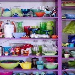 Colorful Modern Storage For Apartment Interior - Karbonix
