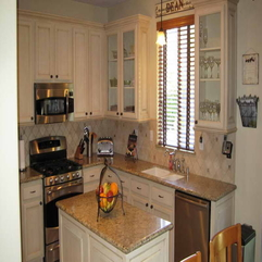 Colors With Oak Cabinets With Granite Countertops Kitchen Paint - Karbonix