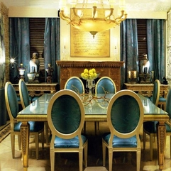 Combinations With Blue For Dinning Room Best Color - Karbonix