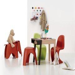 Comfortable Modern Kid Room Chairs - Karbonix