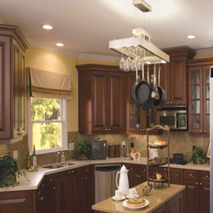 Complete Kitchen Design Led Lighting - Karbonix