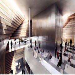 Concept By Bjarke Ingels Group Big Architectural Nexus Design Stunning Interior - Karbonix