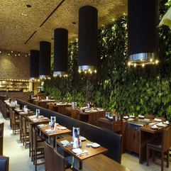 Concept Idea Restaurant Design - Karbonix