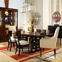 Contemporary Dining Rooms Decorative Pictures - Karbonix