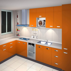 Contemporary Fresh Modern Kitchen Cabinets - Karbonix