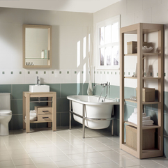 Contemporary Gorgeous Bathroom Designs - Karbonix
