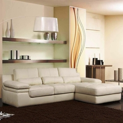 Contemporary Home Design Appealing Modern Minimalist Living Room - Karbonix