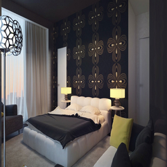 Contemporary Home Design Awesome Black And White Bedroom Design - Karbonix
