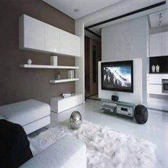 Contemporary Modern Apartment Interior Design With Sleek - Karbonix