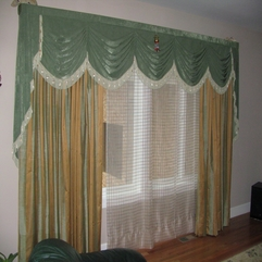 Cool And Charming Bedroom Curtains And Over Blinds For Large White - Karbonix