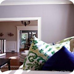 Cool Inspiration Purple And Tan Living Room - Karbonix