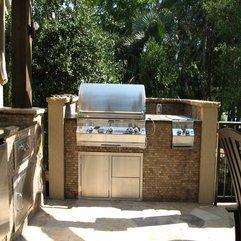 Cool Outdoor Kitchen Grill - Karbonix