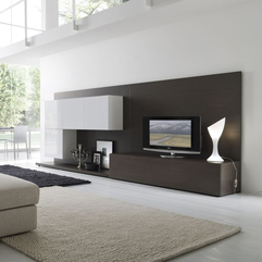 Cool White And Black Living Room Wall Panels Abacus Living By - Karbonix