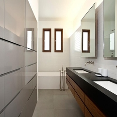 Cormac Residence By Laidlawschultz Architects Bathroom - Karbonix