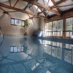 Cottage Swimming Pools Design Indoor Devon - Karbonix