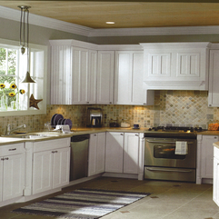 Country Kitchens New Design - Karbonix