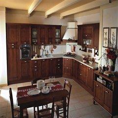 Cozy Country Style Kitchen Set Homeincast Inspire Design