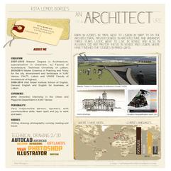 Creative CV In Architecture Urbanizedworld Png - Karbonix