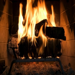 Creative Fire Fireplace All Wallpapers - Karbonix