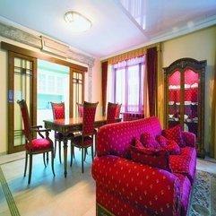 Creative Home Theater Design VangViet Interior Design - Karbonix