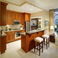 Creative Minimalist Kitchen Interior Design Ideas For Small Home - Karbonix