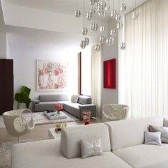 Creative Minimalist Modest Apartment Design Living Room Decor - Karbonix