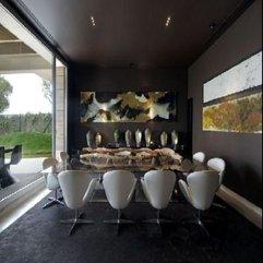 Creative Unique Interior Design For Open Dining Room In Vivienda - Karbonix