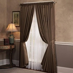 Curtain Ideas Classic Layered - Karbonix