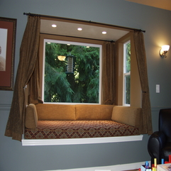 Cushions Black Couch Semi Minimilist - Karbonix