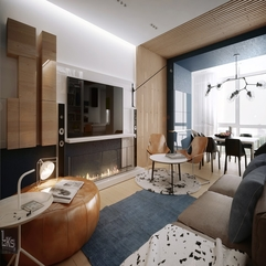 Dazzling Ultra Modern Apartment Comfy Neutral Contemporary - Karbonix