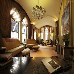 De Casas Futuristic Interiores - Karbonix