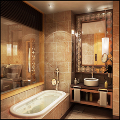 Decor Stylish Bathroom - Karbonix