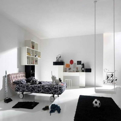 Decorate Small Bedroom With Wheeled Bed Ideas - Karbonix