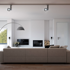 Best Inspirations : Decorating Extraordinary Ndulgent Grey Apartment Neutral Couch - Karbonix