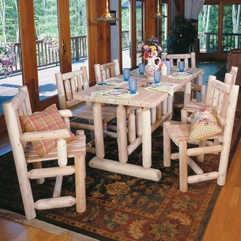 Decorating Fascinating Cottage Style Dining Room Ideas With Oak - Karbonix