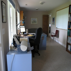 Decorating From Mikes Home Office Interior - Karbonix
