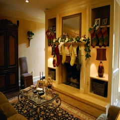 Decorating Ideas Attractive Decorating Ideas Of Fireplace Mantels - Karbonix
