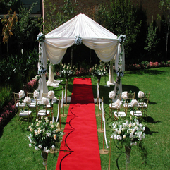 Decorating Ideas Backyard Wedding - Karbonix