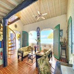 Decorating Open Caribbean Interior - Karbonix